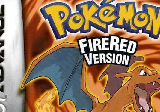 Walk through walls in Pokemon FireRed