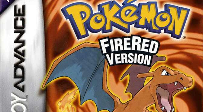 Pokemon Fire Red Cheats - Gameshark Codes, Game Boy Advance