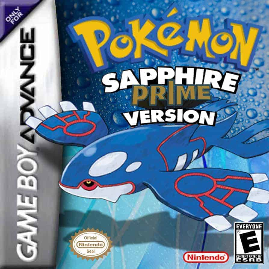 Pokemon Sapphire Cheats - GameShark Codes for Game Boy Advance