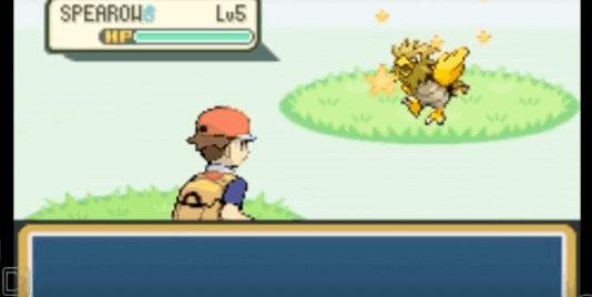 pokemon fire red wild pokemon cheat