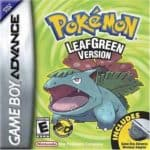 Pokemon Leaf Green ROM (U)