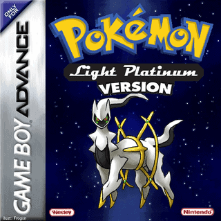 Pokemon Light Platinum Rom Hack
