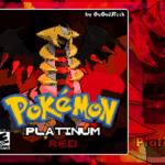 Pokemon Platinum Red & Blue Versions