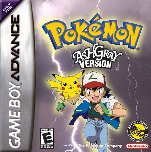 Pokemon Ash Gray Cheats Collection