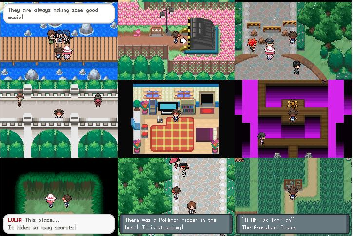 Pokemon Life Version Hack