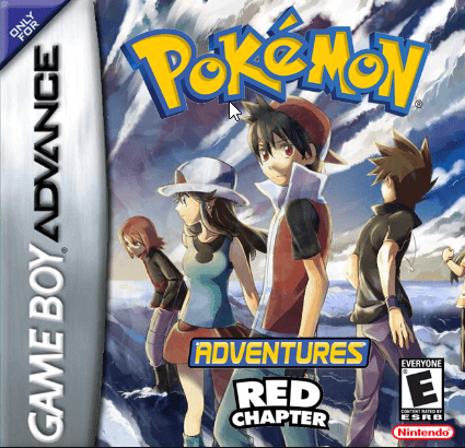 Pokémon adventures: red chapter | pokemonfanmadegameslist wikia.