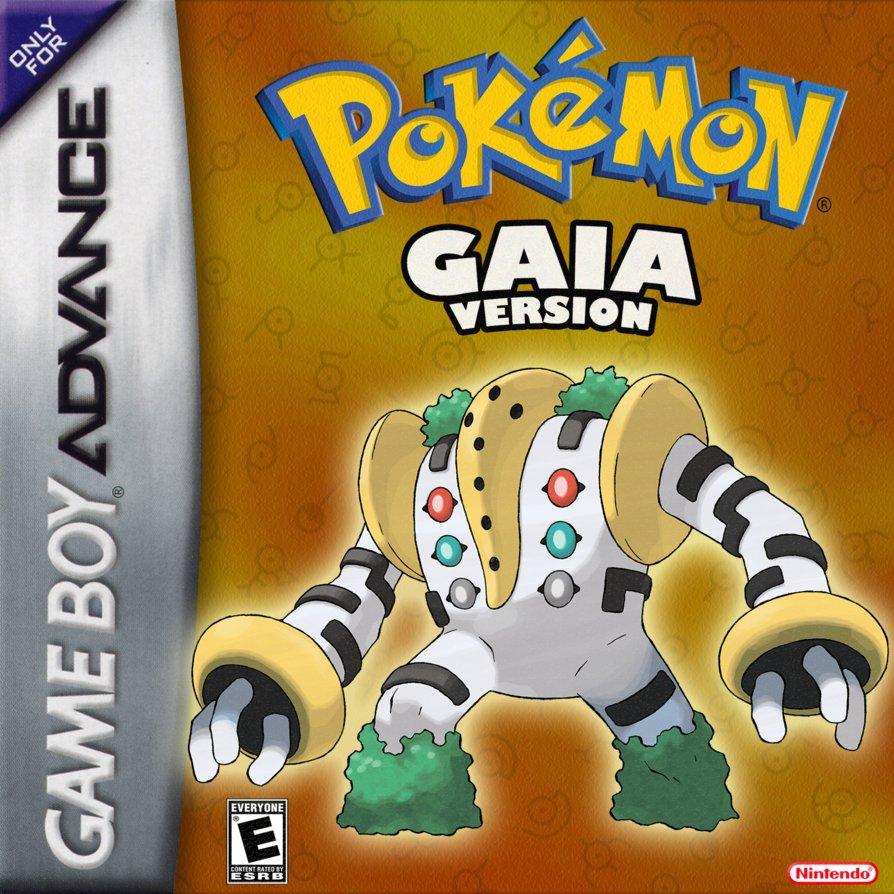 Pokemon Gaia GBA ROM Hack