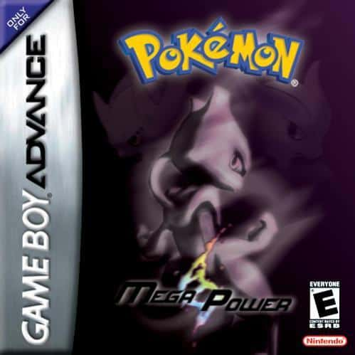 Pokemon Mega Power Cheats, GameShark Codes for GBA