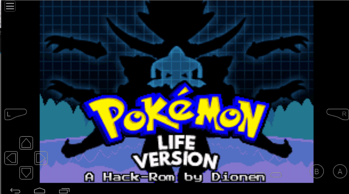 Pokemon Hack Gba Roms Download Obrevizion
