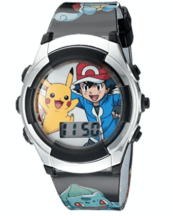 Cheat gift Pokemon watch for kids