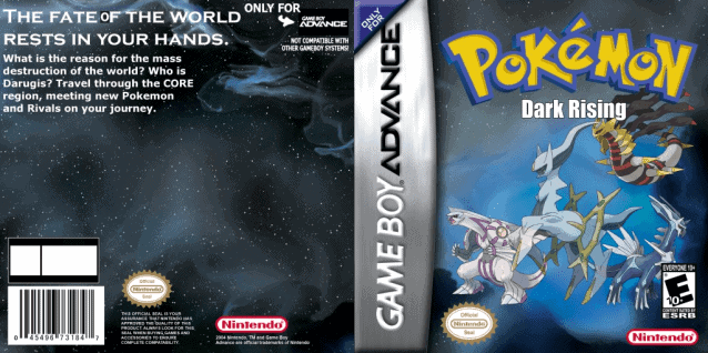 Download Pokemon Dark Rising ROM Hack