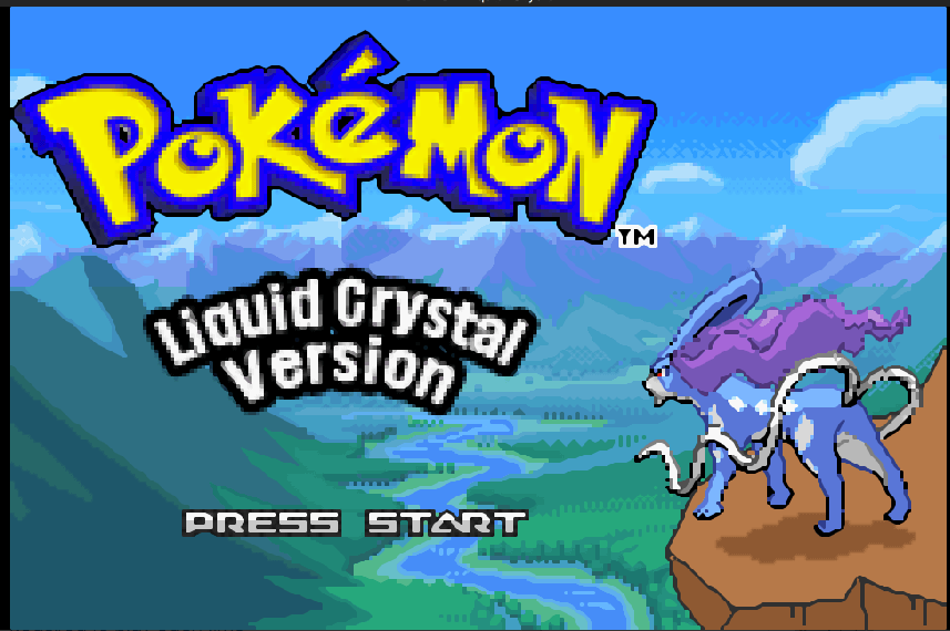 Liquid Crystal ROM Hack download