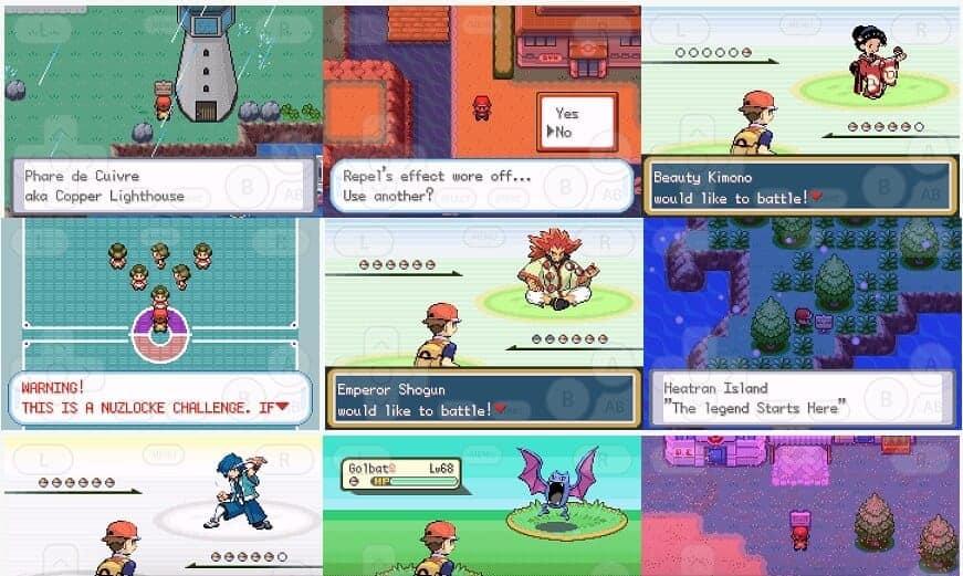 Download Pokémon cloud White para android( Mediafire ...
