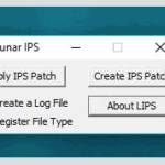 Lunar IPS Patching Tool