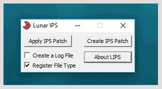 Lunar IPS Patcher Download – Patch UPS Files To Play ROM Hacks