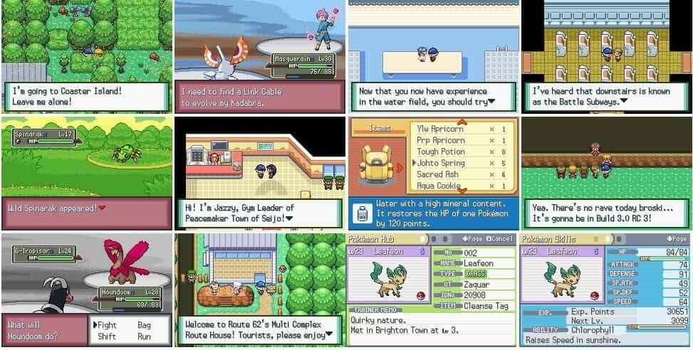 Pokemon Normal Version