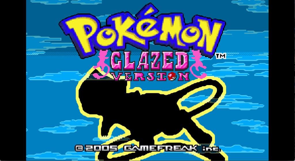 Pokemon Glazed cheat codes