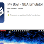 My Boy! – GBA Emulator (Paid) and My Boy APK FREE Download