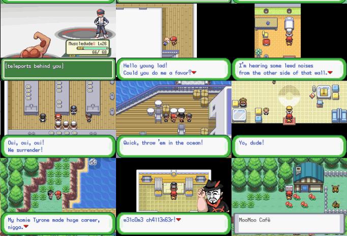 Pokemon Clover Download - PokemonCoders
