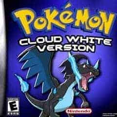 Pokemon Cloud White ROM hack download