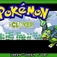 Pokemon Clover ROM Hack