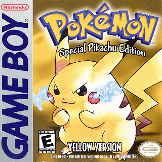 Pokemon Yellow Cheats