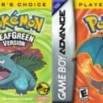 Pokemon FireRed & LeafGreen