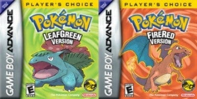 Pokemon FireRed & LeafGreen Versions