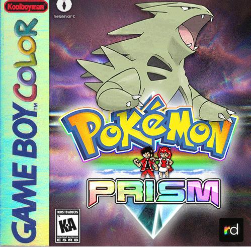 Pokemon prism rom gba4ios
