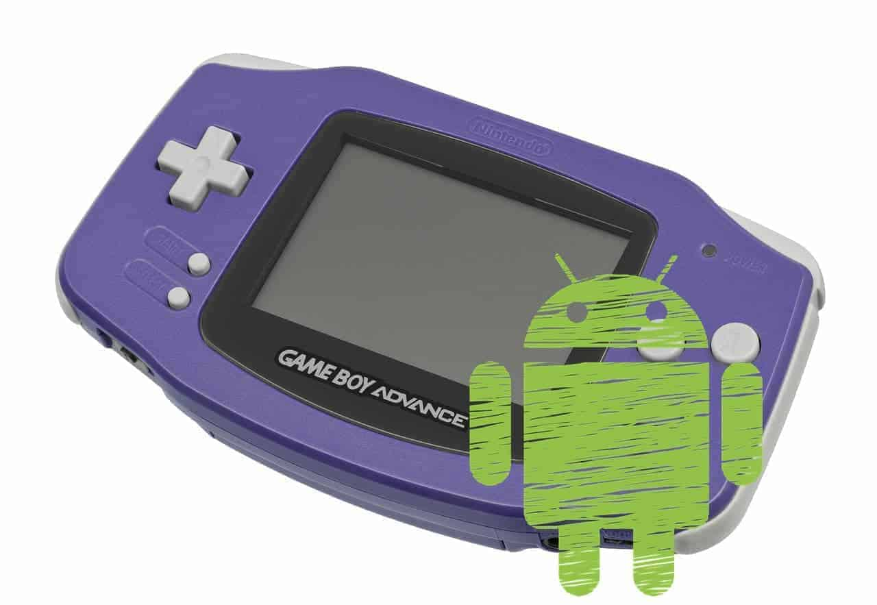 Game Boy Advance Emulation on Android