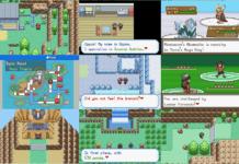 Pokemon Gaia screenshots