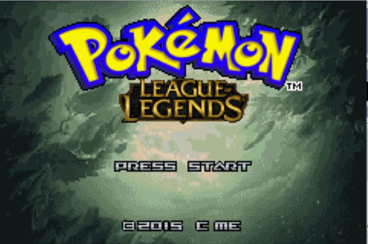 Pokemon League of Legends Download   PokemonCoders