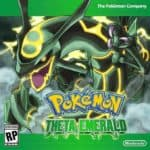 Pokemon Theta Emerald ROM Hack