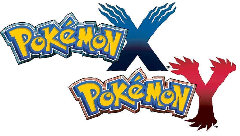 Pokemon X Y 3DS Game