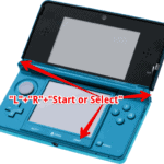 How to Soft Reset Nintendo 3DS
