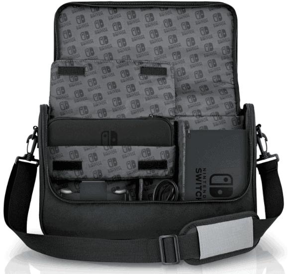 Elegant looking PowerA Switch Carry Case Bag