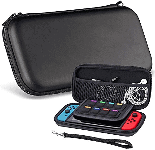 Switch Carry Case from i-Kawachi