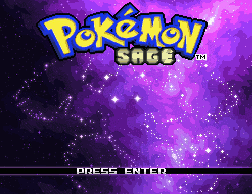 Pokemon Sage Download - Fan-Made RPG Maker XP Game