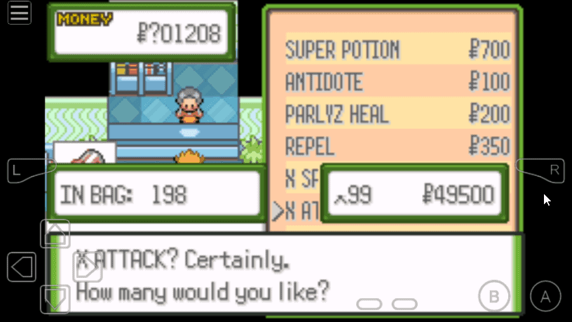 Pokemon glazed unlimited cash cheat
