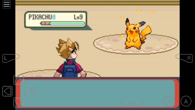 Pokemon Glazed Shiny Pokemon cheat