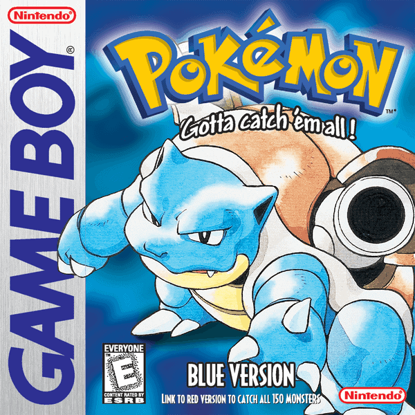 Pokemon Blue cheats list