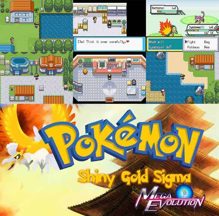 Pokemon Ultra Shiny Gold Sigma images