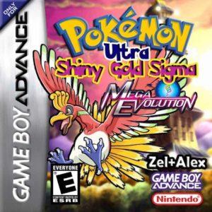 pokemon shiny gold map bug