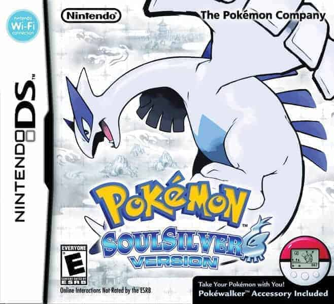 Pokemon Soul Silver Cheats for Nintendo DS | PokemonCoders