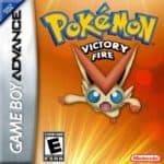 Pokemon Victory Fire cover