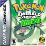 Pokemon Altered Emerald cover