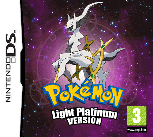 Pokemon Light Platinum DS ROM hack