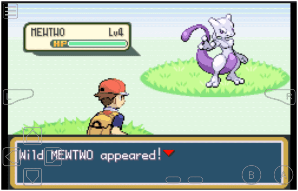 Pokemon Fire Red Legendary Cheat