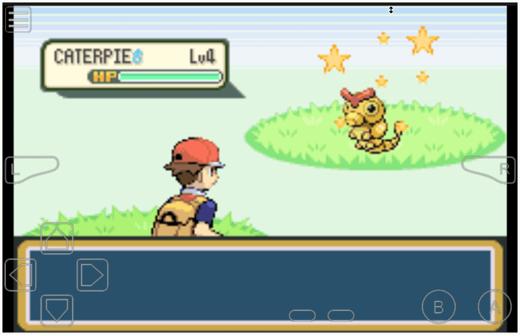 Pokemon Fire Red Shiny Pokemon Encounter cheat