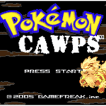 Download rom hack Pokemon CAWPS